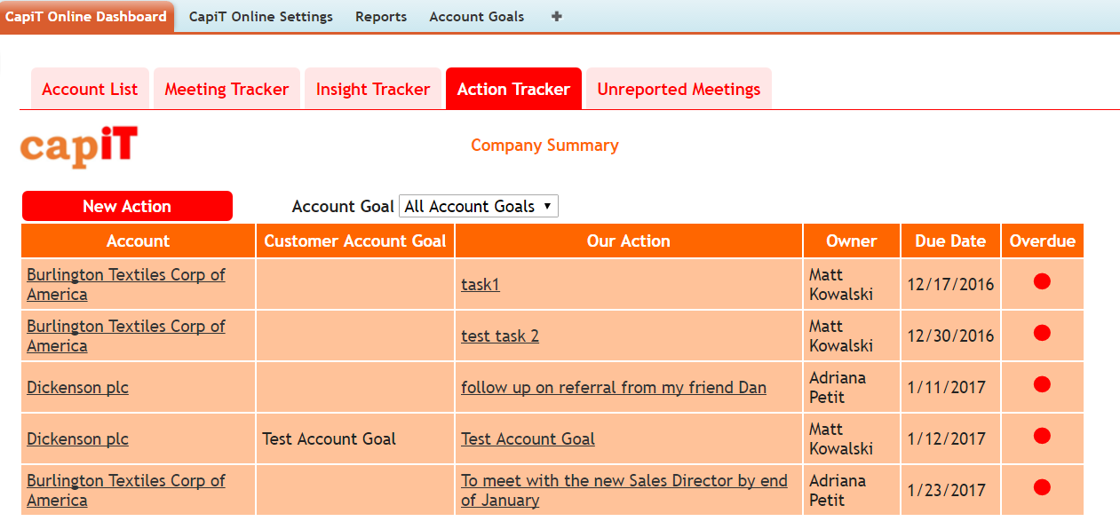 MeetingTracker